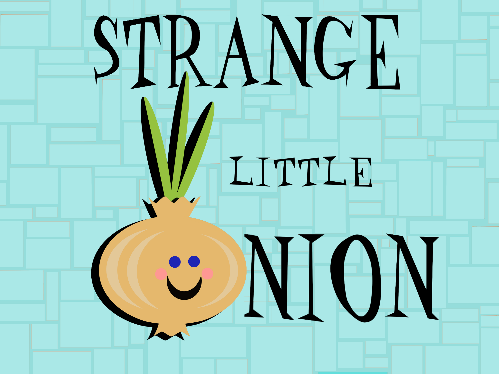 Strange Little Onion - My Imaginary Talk Show