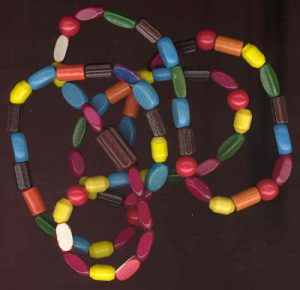 Camp Fire beads