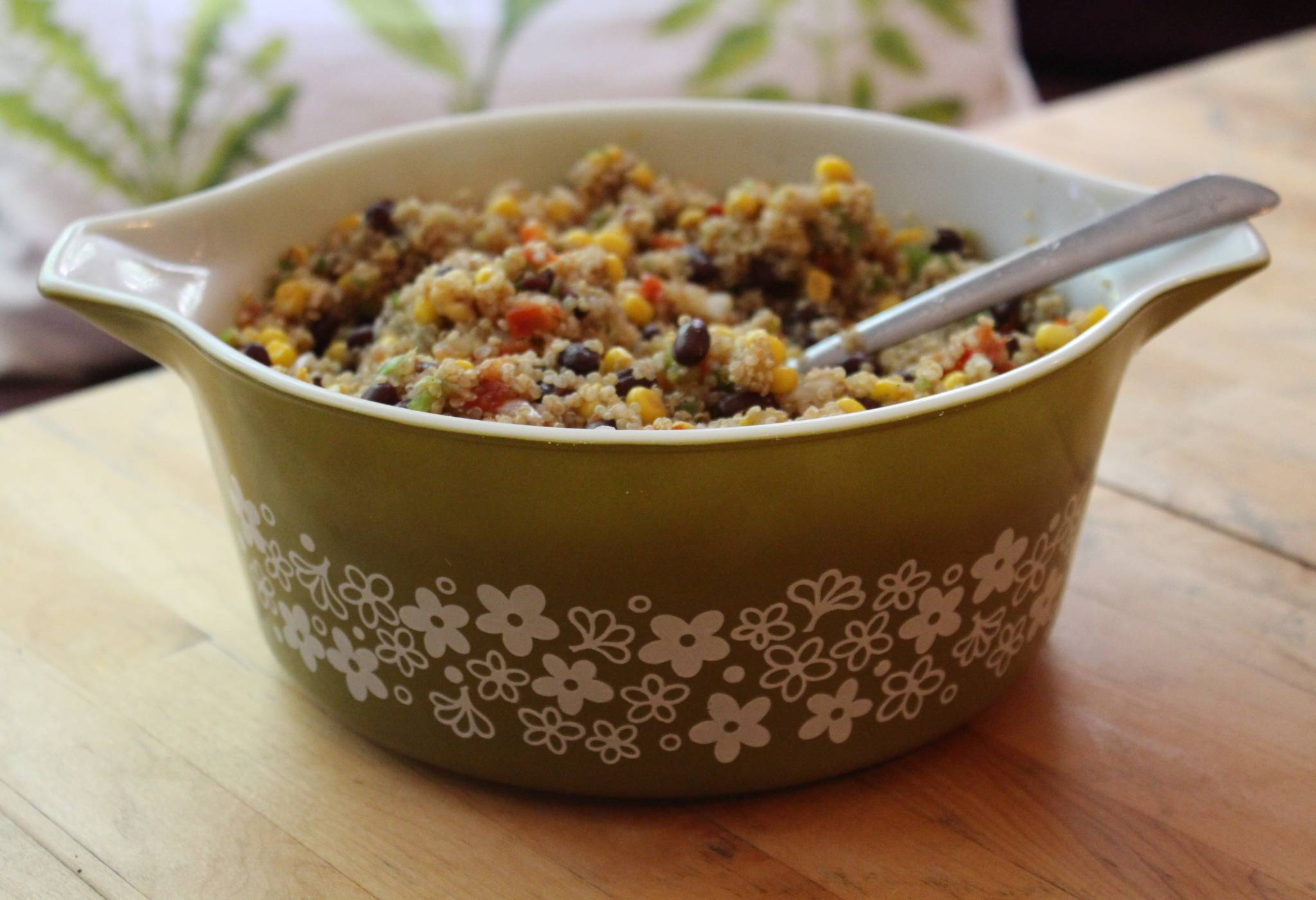 25 Minute Chipotle Quinoa