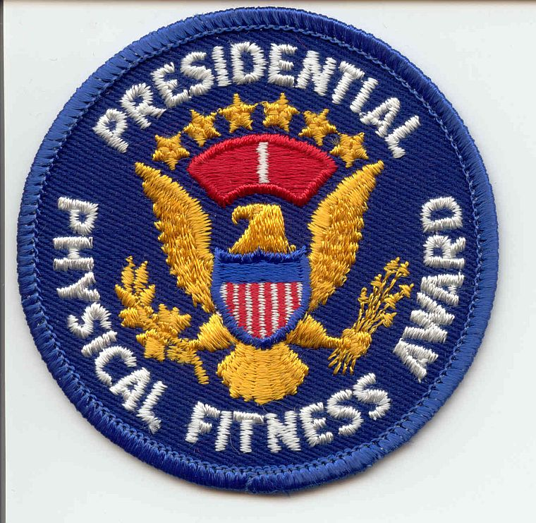 Midlife Memories: Presidential Physical Fitness Test