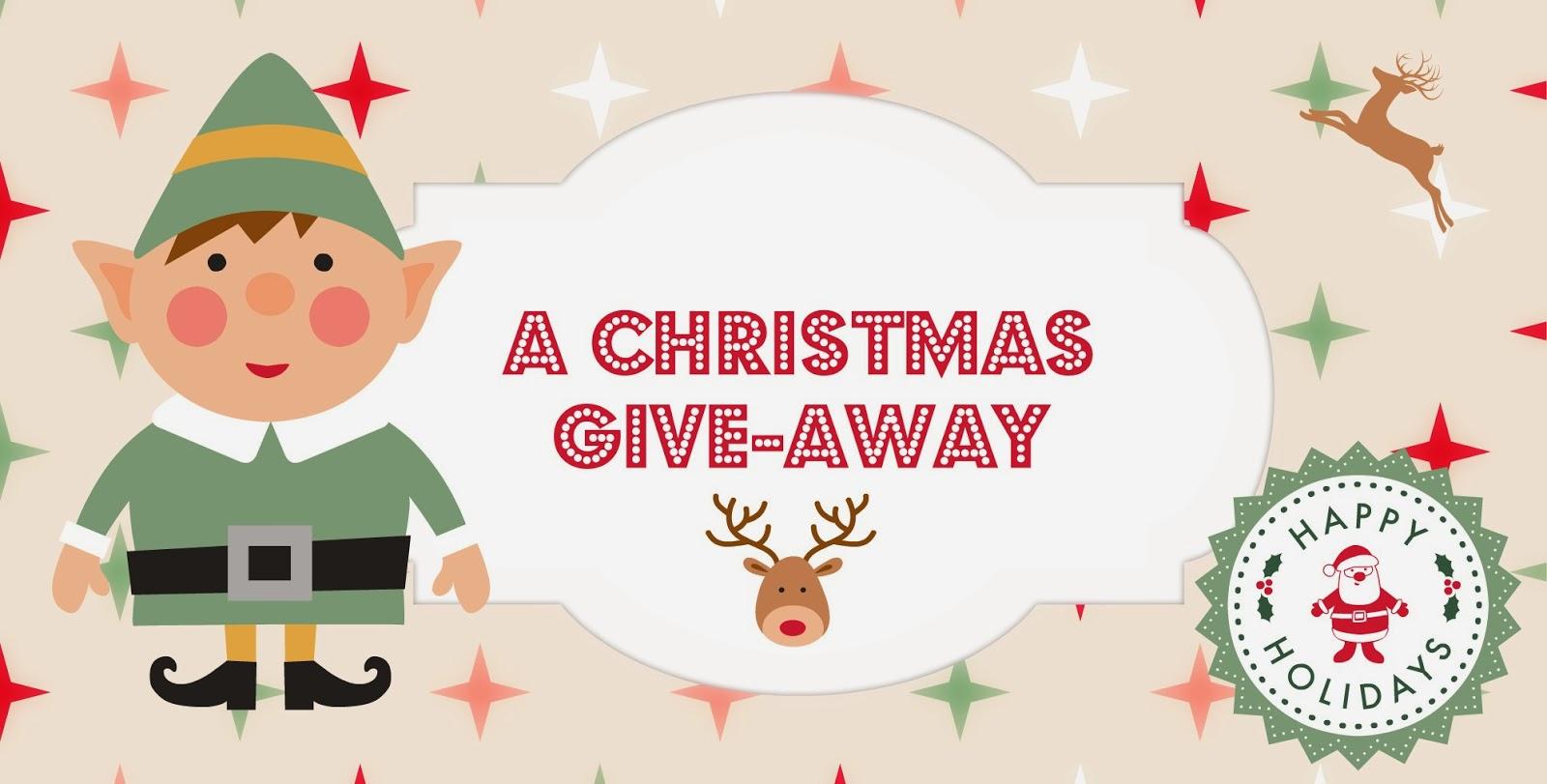 Christi's Big Holiday Give-Away!